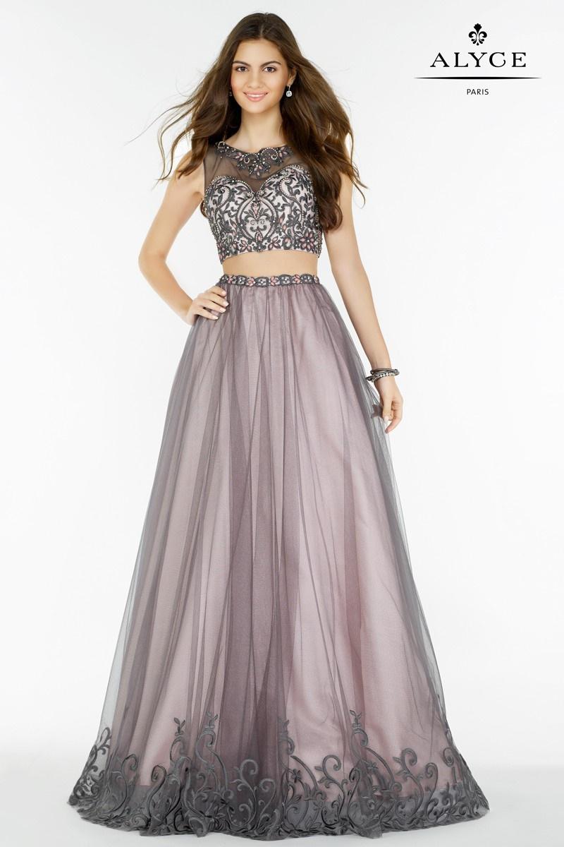 Alyce Paris Ball Gown #1222 - BU Boutique